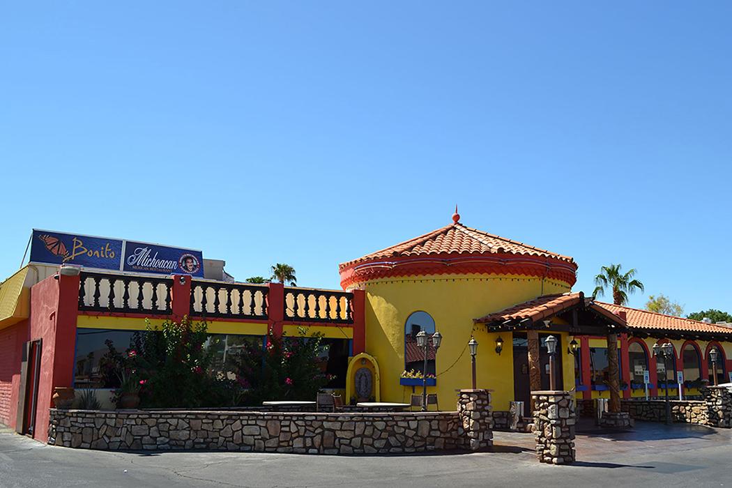 Best Authentic Mexican Restaurant Las Vegas