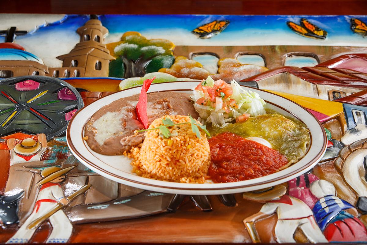 Authentic Mexican Food Great Margaritas At Bonito Michoacán Las Vegas